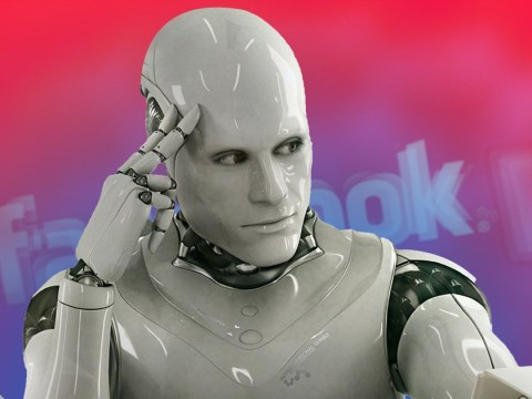 Facebook robot is shut down after it 'invented its own language'