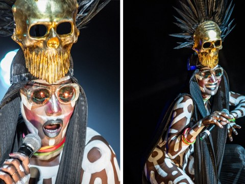 Review – Grace Jones at Standon Calling: 'The ultimate progressive diva'