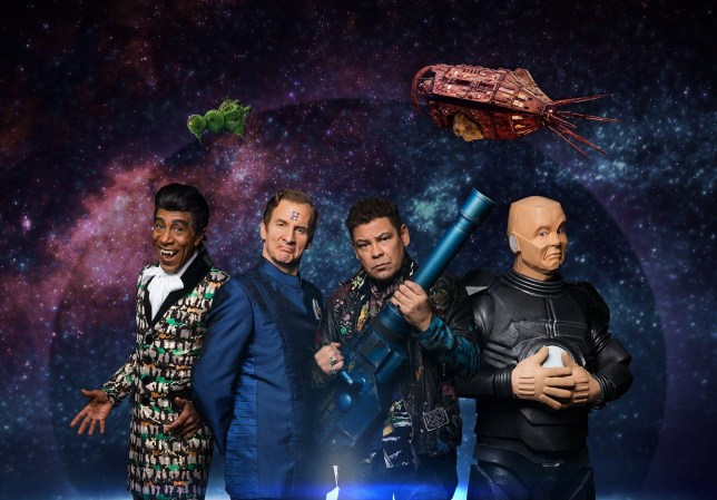 Good telly news: Red Dwarf XII is landing later this year