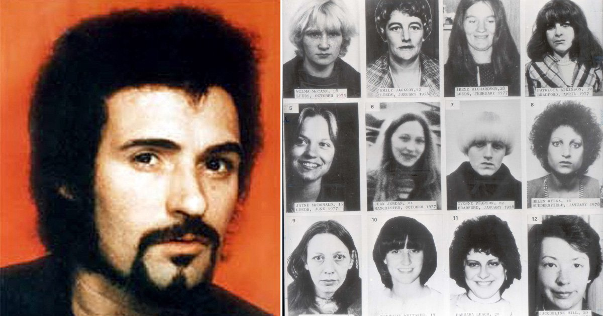 Yorkshire Ripper 'admits attacking 14-year-old schoolgirl before killing spree'