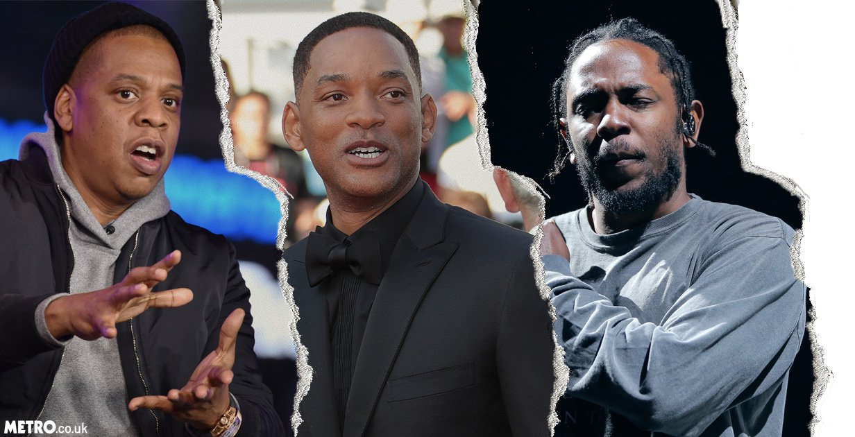 Jay-Z, Kendrick Lamar and Will Smith open up about racism in new video for The Story of O.J.