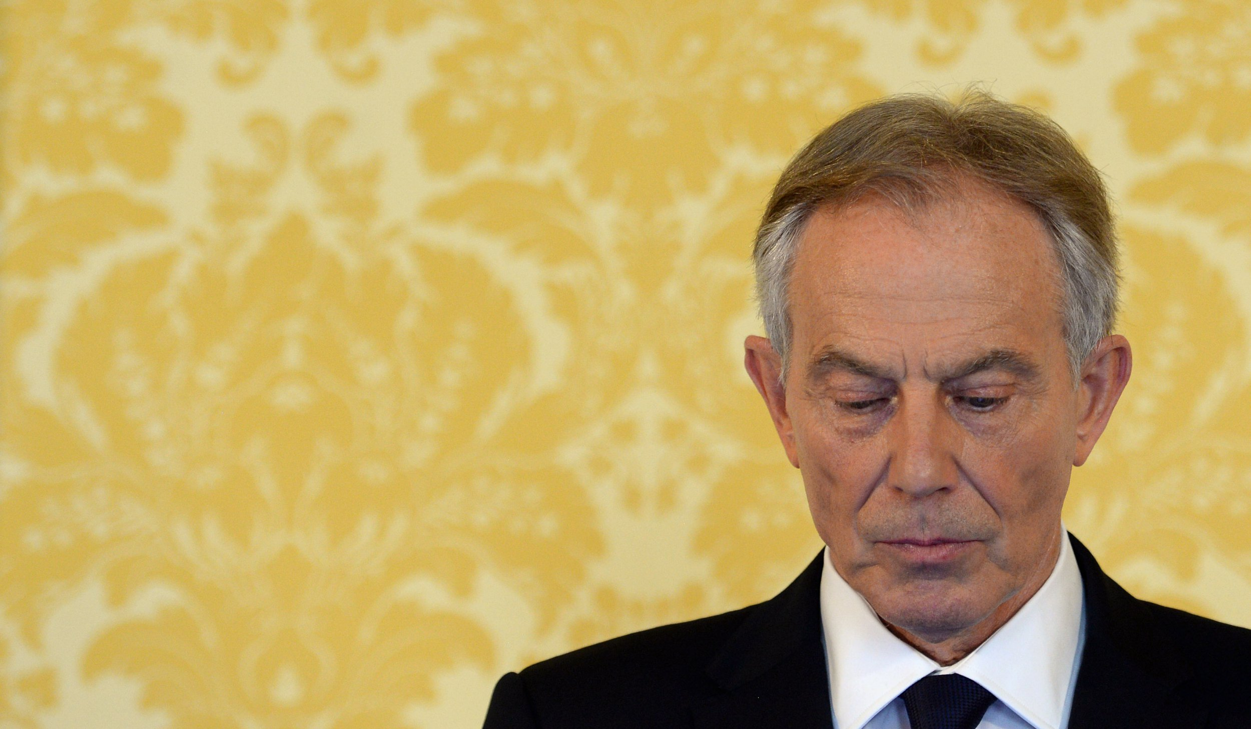Tony Blair calls for tougher immigration rules to prevent Brexit