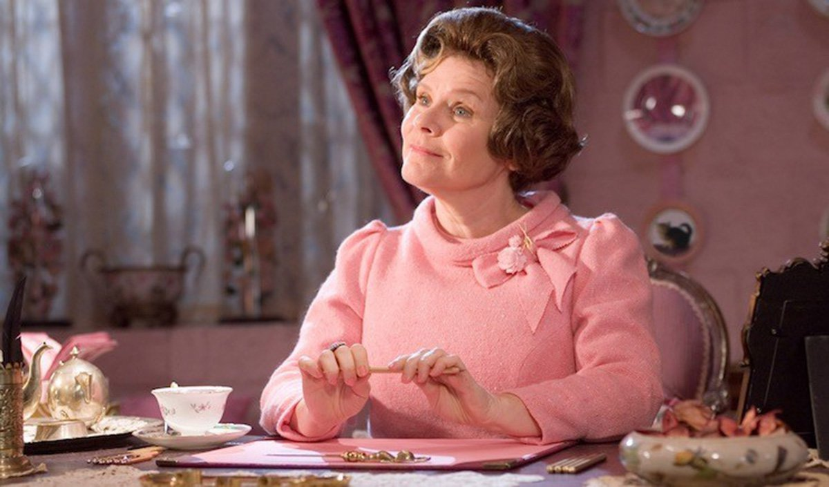 Harry Potter And The Order Of The Phoenix is 10: 10 reasons why Dolores Umbridge is the perfect teacher