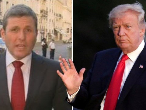 No one can get over how accurate Aussie reporter's assessment of Trump is