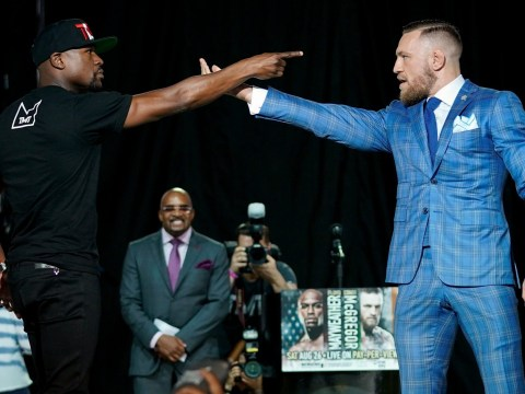 Tony Bellew: Conor McGregor needs much more than one punch to stop Floyd Mayweather