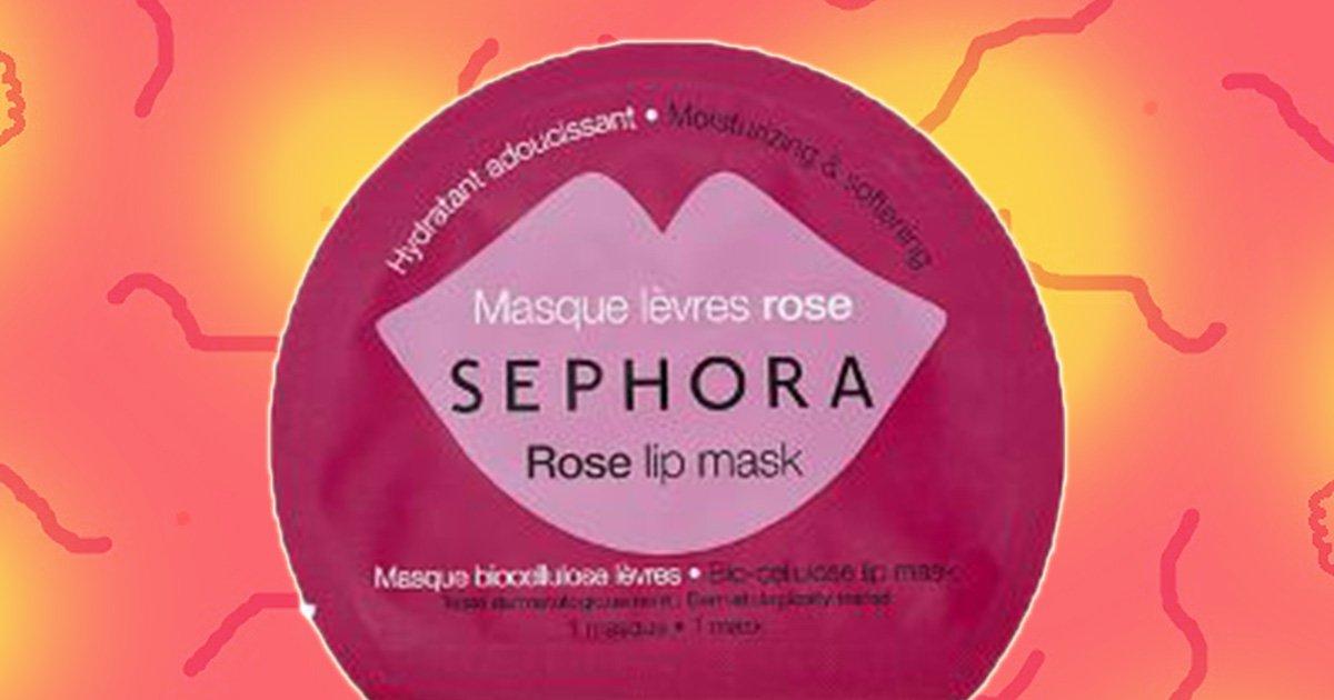 Are lip masks worth the faff?