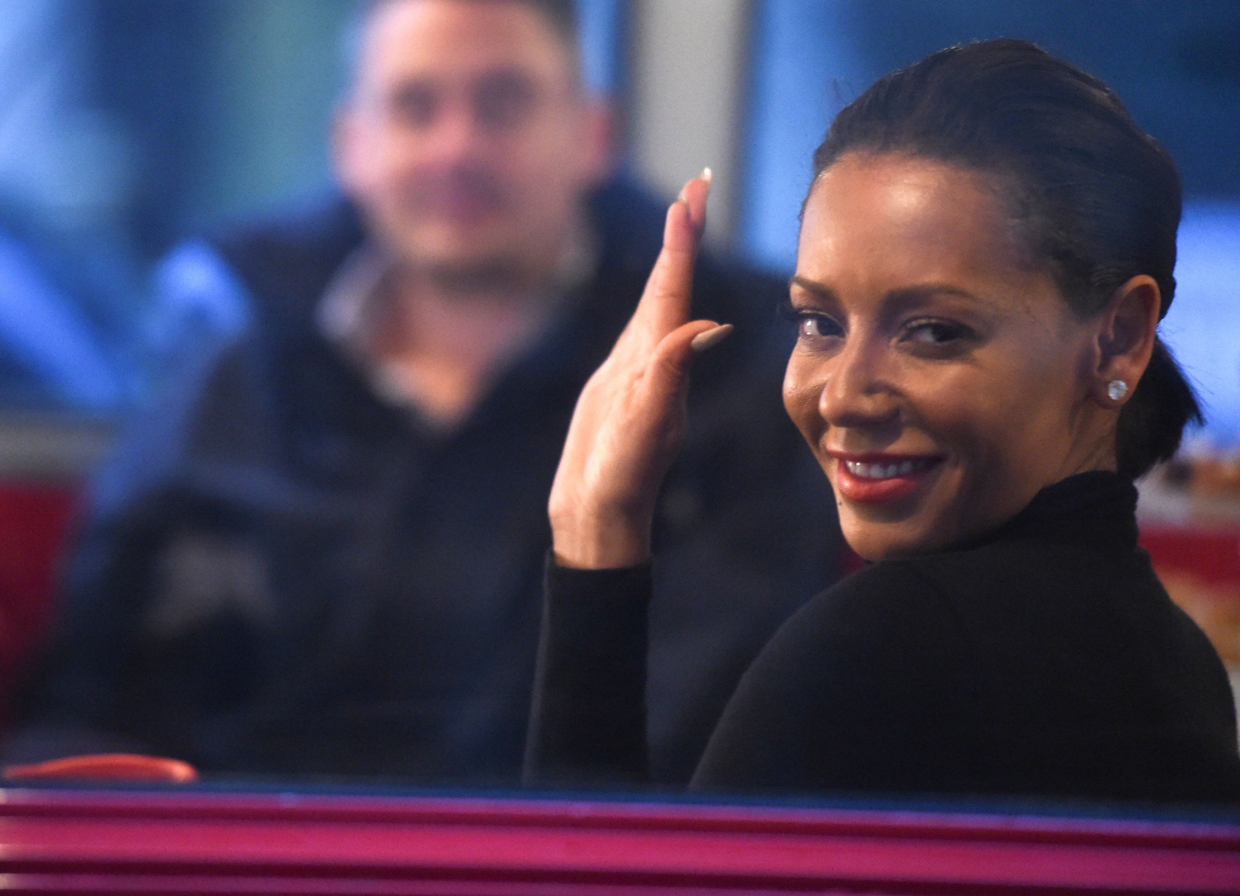 Mel B moves on from Stephen Belafonte with a, er, Beverly Hills cop