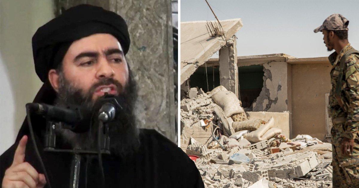 Isis leader Abu Bakr al-Baghdadi could still be alive