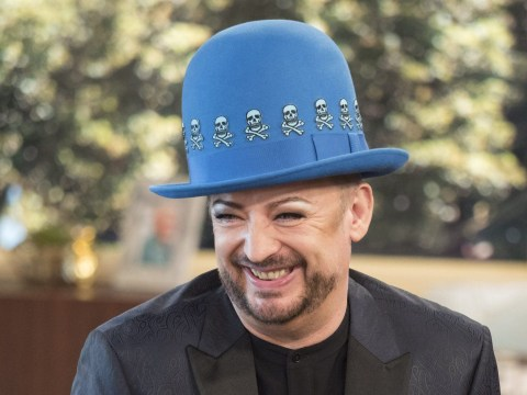 Boy George on his career in reality TV: 'I'd rather get paid than laid'