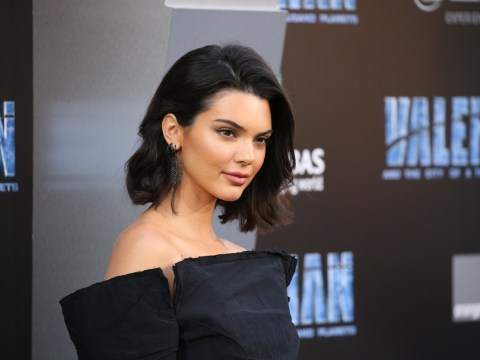 Kendall Jenner poses naked amid sister Kylie's alleged nude hack