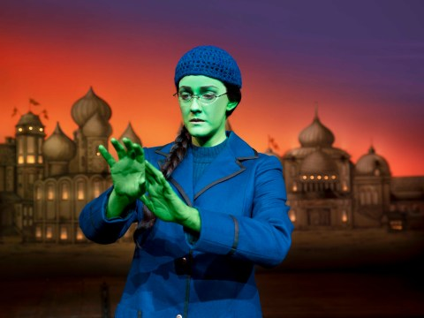 West End musical Wicked continues to Defy Gravity with spellbinding new images