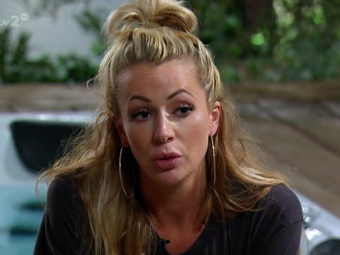 Olivia Attwood hits back at 'vile' troll calling her anorexic