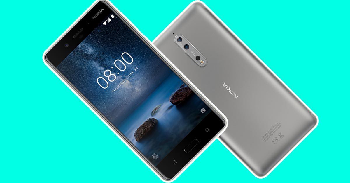 Apple's iPhone 8 faces serious challenge from leaked Nokia 8 smartphone