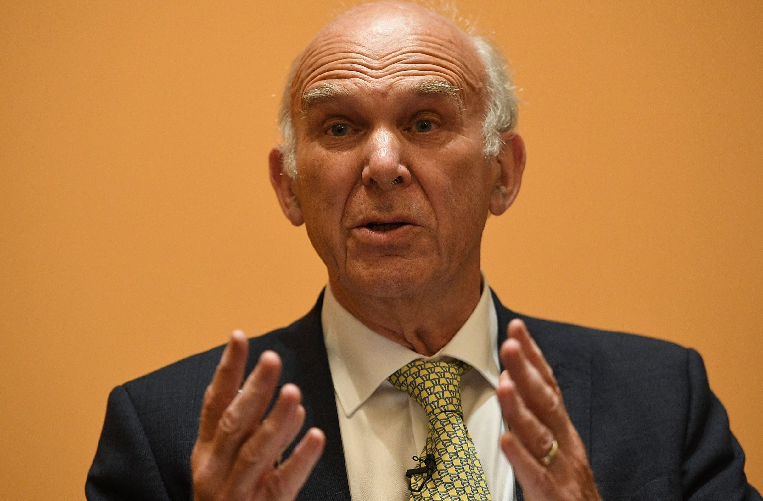 Sir Vince Cable has become Lib Dem leader after no one else wanted the job