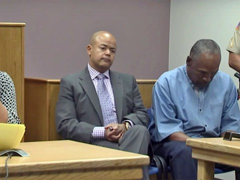 OJ Simpson cried during his parole hearing but no one's buying it