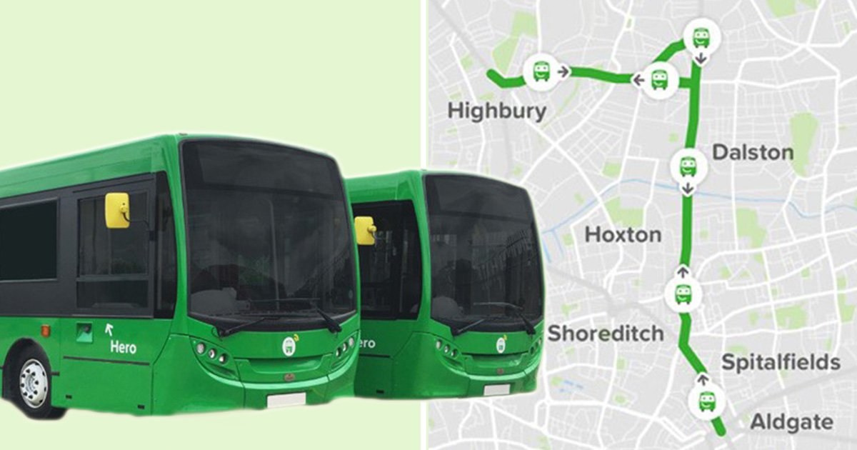 Citymapper launches its first night bus service for London