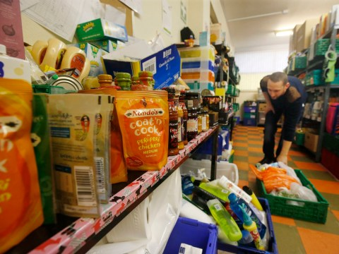 What it's like to work at a food bank