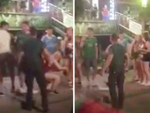 British holidaymakers 'beaten by Spanish police with bats and whips for singing'