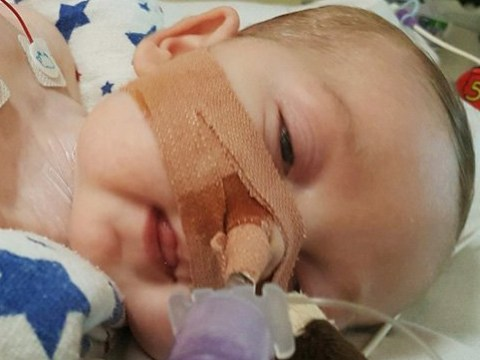 Charlie Gard's heartbroken parents say 'We will let our son go and be with the angels'