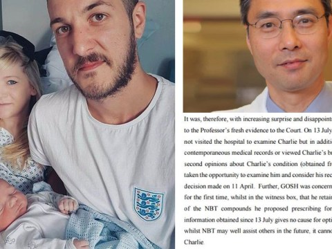US doctor who wanted to treat Charlie Gard had 'financial interest' says Great Ormond Street