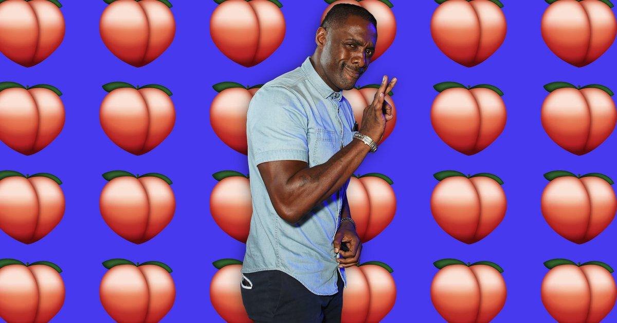 Idris Elba's bum wins Rear Of The Year because he's got buns, hun