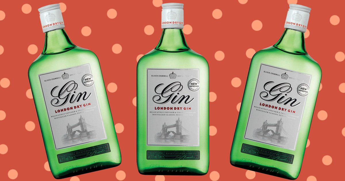 Aldi's £10 gin declared one of best in world by experts
