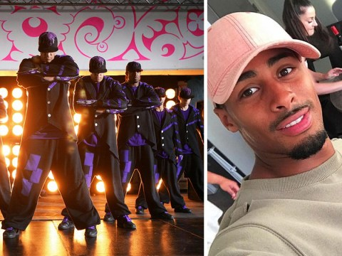 Former Diversity star Robert Anker dead aged 27 after car accident in Canada