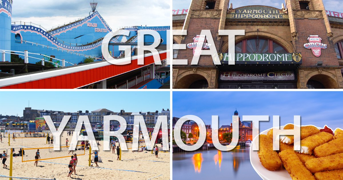 9 reasons Great Yarmouth is way cooler than you think