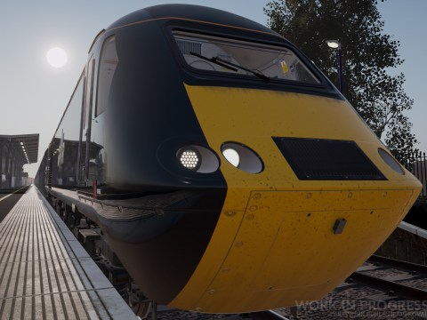 Train Sim World: Great Western Express scheduled for August