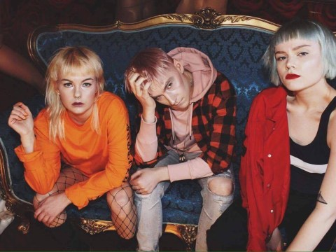 Rebellious Swedish trio The Magnettes have feminism at their core