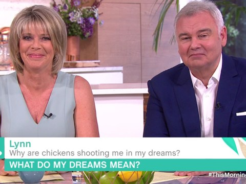 This Morning caller leaves Eamonn Holmes confused as she relays chicken dream