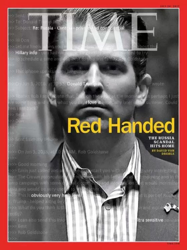 time magazine front cover
