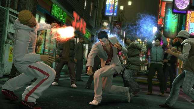Yakuza Kiwami (PS4) - back where it all began