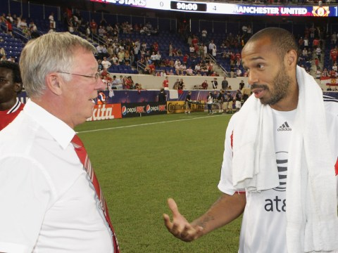 Arsenal legend Thierry Henry reveals nickname for ex-Manchester United boss Sir Alex Ferguson