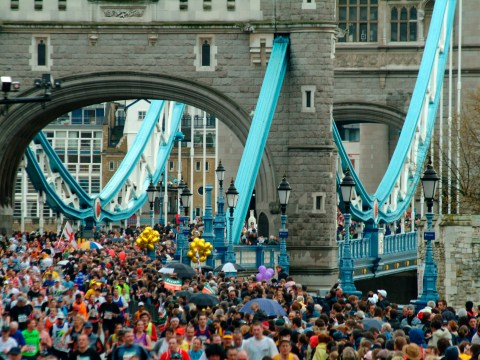 What is the hottest London Marathon on record and will 2018 race break the record?