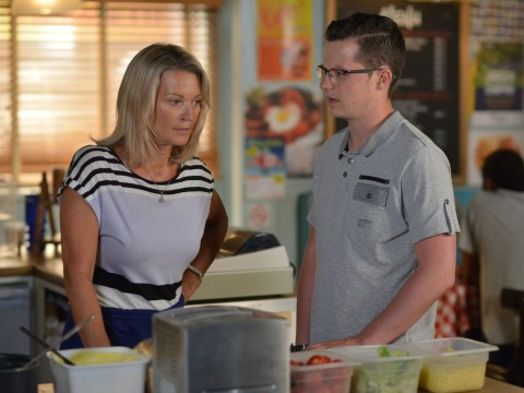 Gillian Taylforth speaks out about Harry Reid's EastEnders exit as Ben Mitchell