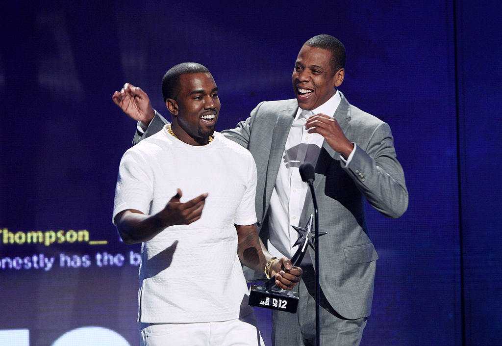 Jay-Z and Kanye West are 'close to ending their infamous feud'