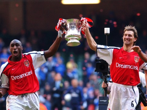 Arsenal legend Tony Adams was best defender I played against, says Alan Shearer
