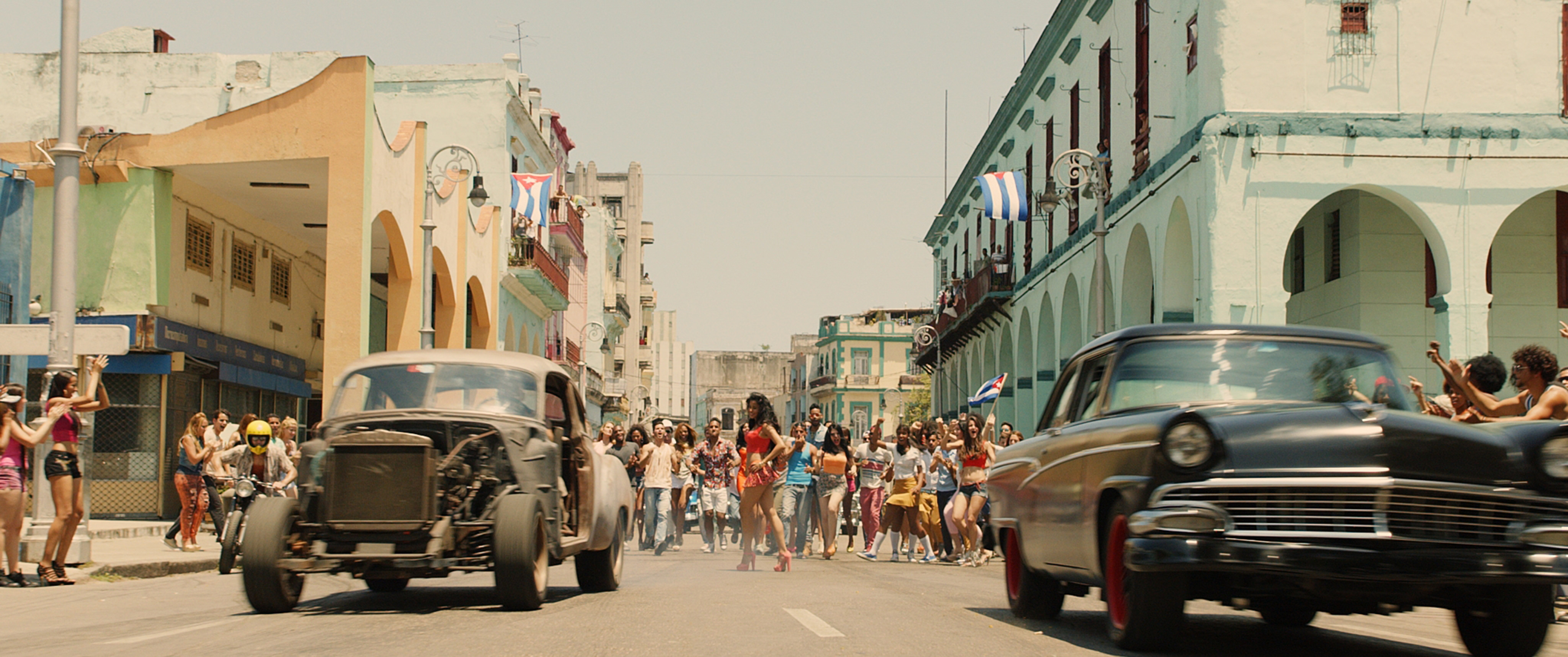 How the Fast & Furious franchise became the first – and maybe last – US film to shoot in Cuba