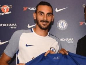 Chelsea complete Davide Zappacosta transfer from Torino