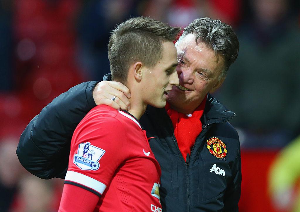Adnan Januzaj admits problems with 'frustrating' former Manchester United boss Louis van Gaal