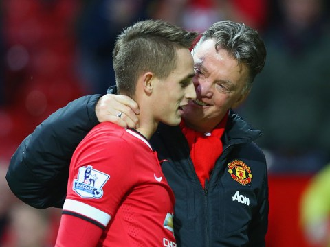 Adnan Januzaj admits problems with 'frustrating' former Manchester United boss Louis van Gaal