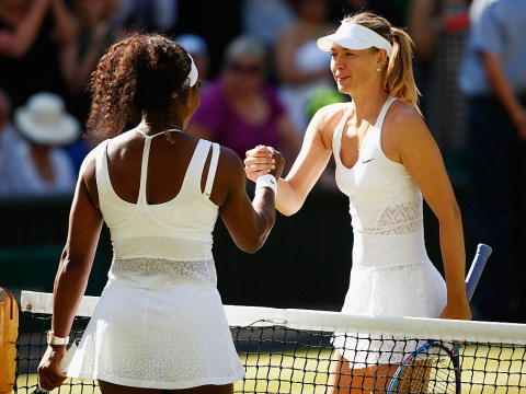 'I will never lose to that little b**** again' – Maria Sharapova lifts the lid on her fierce rivalry with Serena Williams