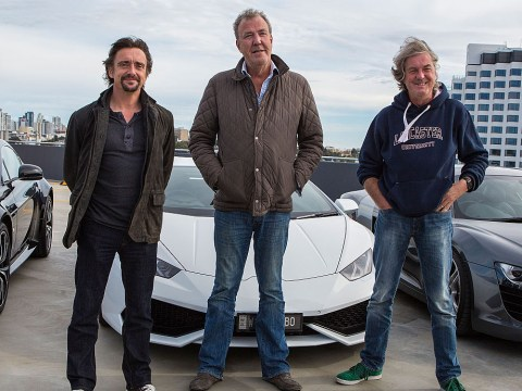 James May and Richard Hammond weigh in on Jeremy Clarkson's pneumonia the only way they know how