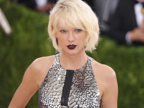 Taylor Swift breaks social media blackout with a cryptic snake video