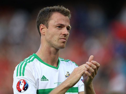 Jonny Evans can join Manchester City for a 'very, very good' offer, admits Tony Pulis