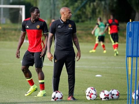 Manchester United striker Romelu Lukaku reveals Thierry Henry is his secret weapon