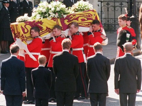 Princess Diana's funeral is named most-watched live TV event with 31 million viewers