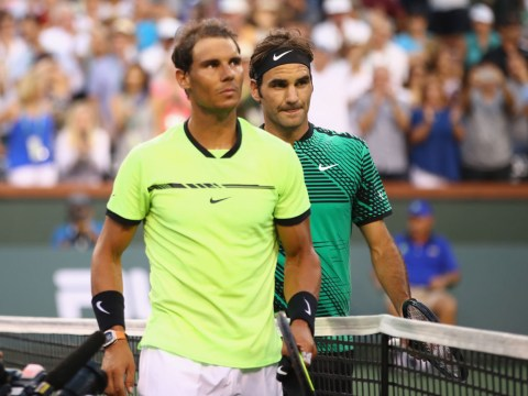 Has the US Open Twitter account jinxed Roger Federer and Rafael Nadal?