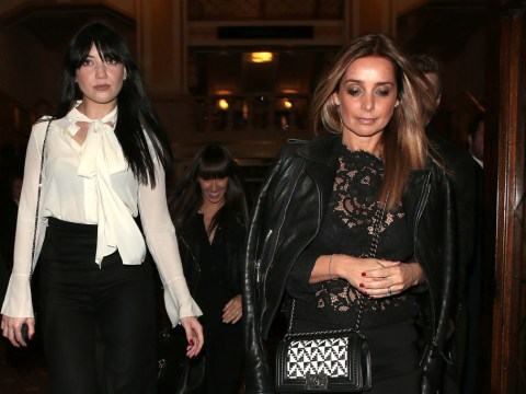Absolute lads Louise Redknapp and Daisy Lowe drop £10k in one night on champagne and vodka